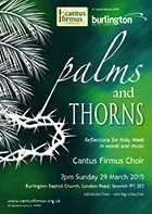 Palms and Thorns
